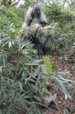 2016 New Camuflage respirant léger Ghillie Suit Sniper Clothing
