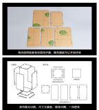 Manier en de Duurzame OEM van de Douane AcrylDoos van het Plexiglas
