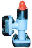 가득 차있는 상승 안전 밸브