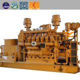 Générateur approuvé du gaz 1000kw naturel de la CE, jeu gazogène normal
