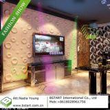 La BST Salle de bains 3D de papier peint, fond d'écran de télévision (BST10007)
