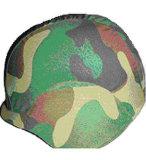 Из кевлара шлем