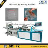 De Zak die van de Ritssluiting van de Zak van Biohazard Machine (pit-500/600H) maken