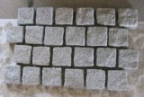 Los materiales de construcción de la luz el granito flameado G603 la pavimentación del suelo de la escalera/