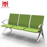 프로젝트를 위한 4개의 색깔 PU 공항 기다리는 의자