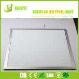 Чисто белый супер яркий свет панели плитки панели потолка 600 x 600mm 48W СИД плоский