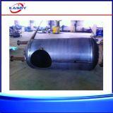Estaca simples do CNC da tampa do furo da sela da cabeça do cilindro e da embarcação e máquina de chanfradura