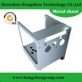 Hoja de acero inoxidable fabricación de metal con equipos médicos