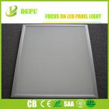 Luz de painel quadrada elevada do diodo emissor de luz do brilho 36W 40W 48W 600X600 2X2 FT