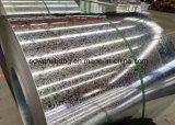 China-FabrikGi galvanisierte Zink-Beschichtung-Stahlring mit Flitter