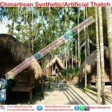 La pioggia messicana del Thatch del tetto del Bali V Java Palapa Viro del Thatch di Rio del Thatch a lamella sintetico della palma fa fronte isola 21
