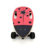7 Camadas de skate ácer canadiano Deck com roda de PU