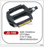 Strong Quality를 가진 까만 Alloy Bike Pedal Jd-109