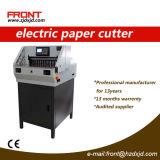 Electric 490mm Machine de découpe de papier E490R coupe papier Ce