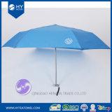 Parapluie de Sun estampé par coutume de cadeau de logo