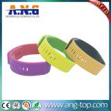 Silikon-Armband der reine Farben-intelligentes Uhr-Art-RFID NFC
