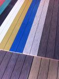 2018년에 최신 판매 혼합 색깔 (비스무트 색깔) WPC 단단한 갑판