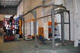 Wirbelsturm-Puder-Beschichtung-Spray-Stand für schnelle Farben-Änderung