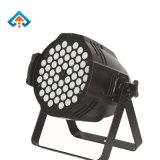LED 54*3Wの同価の軽い洗浄の段階ライト