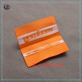 China fornecedor de etiquetas de Vestuário Vestuário Personalizado Rótulo de tecidos