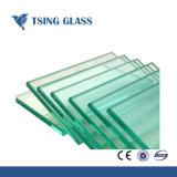 3-12mm verde azul de vidro float Rosa de Bronze