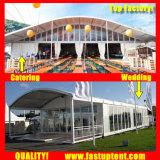 Белый Arcum палатку в рамке для предприятий общественного питания 300 человек местный гость