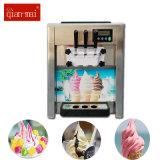 Machine à fabriquer des distributeurs de crème glacée électriques, usage commercial