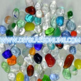 Pietra di vetro decorativa materiale di DIY