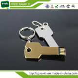 Banheira de vender 2017 metal em forma de chave Pen Drive USB
