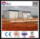 Cylindre réchauffeur léger de structure métallique en Angola