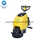 Brosse unique multifonction avec sécheur d'épurateur de plancher (plancher) de la machine de nettoyage