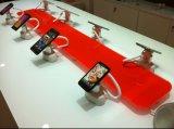 Support anti-vol interactif de présentoir d'alarme de téléphone mobile chaud de vente
