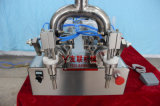 Semi-Automatic Double Heads pomada / pasta / creme e líquido máquina de enchimento (G2WGD)