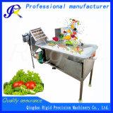 Arruela de vegetais máquina de limpeza de bolha de máquina de lavar roupa industriais