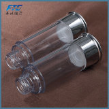 Flacon pompe airless bouteille De Parfum Vaporisateur en plastique transparent pour la vente