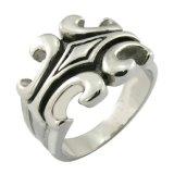 El anillo dominante o de moda anillo anillo del acero inoxidable