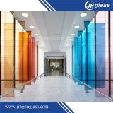 건물을%s 6mm 편평한 다채로운 박판으로 만들어진 사려깊은 유리