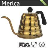 Versare sopra il POT di versamento del gocciolamento della caldaia del tè & del caffè