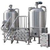 Acero Inoxidable 500L equipo de destilación de cerveza comercial
