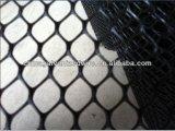 100%年のバージンのHDPEの黒のプラスチック網/カキの網、カキ袋、カキのバスケット