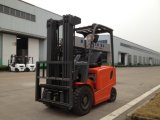 Het Merk van China Jilin met Veiligheid en de Remmende Elektrische Vorkheftruck van het Veiligheidsapparaat 2.5 Ton