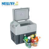 55L 휴대용 소형 냉장고 차를 위한 태양 소형 압축기 냉장고