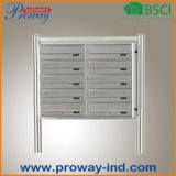 Совмещенная коробка /Packaging почтового ящика нержавеющей стали
