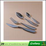 Ensemble de couteaux, cuillère et de la fourchette définie, couverts en acier inoxydable