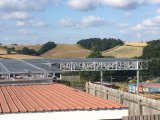 Doppeltes Steigung-vor ausgeführtes Zelle-Stahllager-Gebäude
