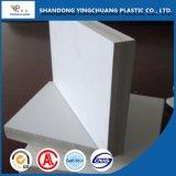 Placa de espuma de PVC para fins industriais através de materiais de construção