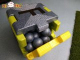 OEMの高品質は柔らかいEPPの演劇の泡の建物のおもちゃのブロックをからかう