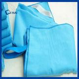 De afgedrukte Handdoek van de Reis van de Sporten van het Strand Microfiber met de Riem van de Band