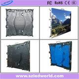 電子屋外か屋内レンタルダイカストで形造るLEDか広告のためのデジタル掲示板(P5、P8、P10)