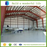 Het Project van de Workshop van het Vliegtuig van de Structuur van het staal voor Afrika